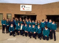 3rd Yr Geo Visit RUSAL Aughinish- Oct 2015